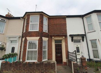 Thumbnail 3 bed terraced house for sale in Nelson Road North, Great Yarmouth