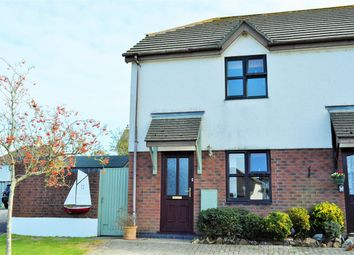 Thumbnail 2 bed semi-detached house for sale in Park An Dreas, Veryan, Truro