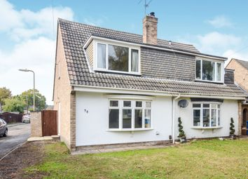 Thumbnail 3 bed terraced house to rent in Harvey Road, Farnborough