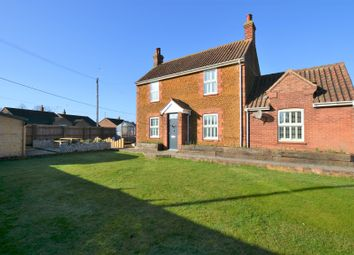 Thumbnail 4 bed detached house for sale in Kenwood Road, Heacham, King's Lynn
