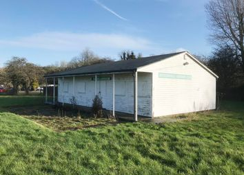 Thumbnail Leisure/hospitality for sale in Etchinghill Cricket Pitch, Canterbury Road, Etchinghill, Folkestone, Kent