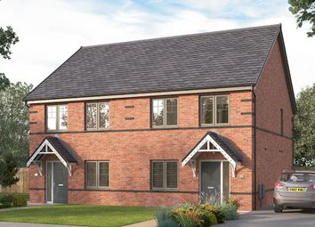"""Thumbnail 3 bed semi-detached house for sale in """"The Lorton Semi"""" at Heath Lane, Earl Shilton, Leicester"""