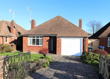 Thumbnail 3 bed detached bungalow for sale in Hall Avenue, Broadwater, Worthing