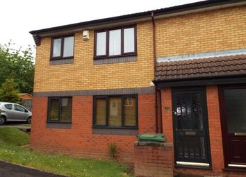 Thumbnail 1 bed maisonette for sale in Greig Court, Heath Hayes, Cannock, Staffordshire