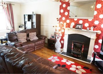 Thumbnail 2 bed terraced house to rent in Spring Bank, Abertillery