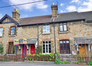 Thumbnail 2 bed terraced house to rent in Essex Road, Halling, Rochester
