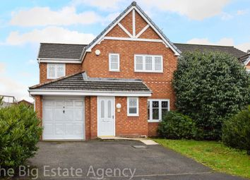 Thumbnail 4 bed detached house for sale in Cwrt Telford, Connah's Quay, Deeside