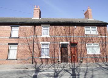 Thumbnail 2 bedroom terraced house for sale in Irvin Terrace, Castleford