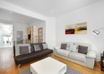 Thumbnail 4 bed property to rent in Edgarley Terrace, Parsons Green, Fulham