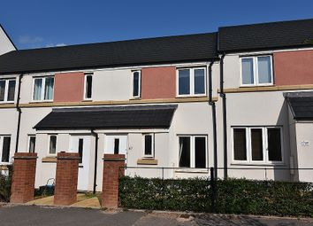 2 bed terraced house for sale in Tillhouse Road, Cranbrook, Near Exeter EX5