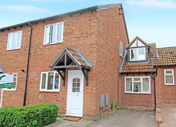 Thumbnail 3 bed semi-detached house for sale in Shalbourne Close, Hungerford
