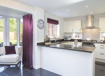"""Thumbnail 4 bed detached house for sale in """"Cambridge"""" at Prestleigh Road, Evercreech, Shepton Mallet"""
