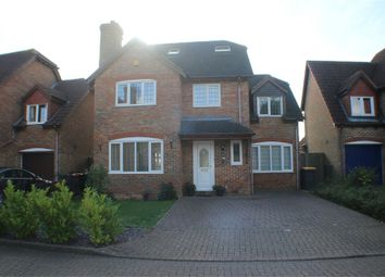 Thumbnail 5 bed detached house for sale in The Chase, Kempston, Bedford