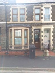 4 bed shared accommodation to rent in Malefant Street, Cathays, Cardiff CF24