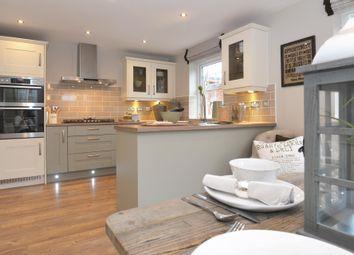 "Thumbnail 4 bed detached house for sale in ""Earl"" at Flux Drive, Deddington, Banbury"