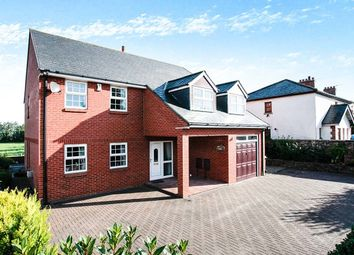 Thumbnail 4 bed detached house for sale in Monkhill, Burgh-By-Sands, Carlisle
