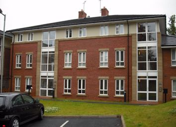 Thumbnail 2 bed flat to rent in Mayfair Court, Prenton, Merseyside