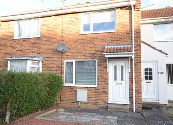 Thumbnail 2 bed terraced house for sale in Caburn Close, Scarborough