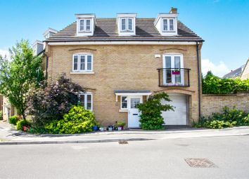 Thumbnail 4 bed end terrace house for sale in Gateway Gardens, Ely