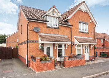 Thumbnail 2 bed semi-detached house for sale in Hadfield Way, Birmingham