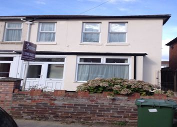 Thumbnail 5 bed property to rent in Harefield Road, Southampton