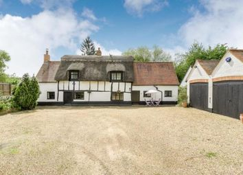 Thumbnail 3 bed cottage for sale in The Green, Woughton On The Green, Milton Keynes