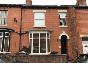 Thumbnail 4 bed terraced house for sale in Edward Street, Grantham