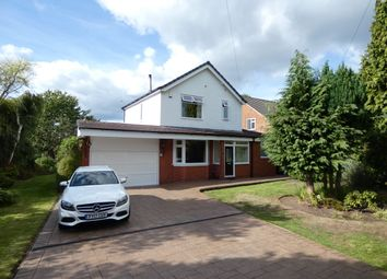 Thumbnail 4 bed detached house for sale in Jenny Lane, Woodford, Stockport