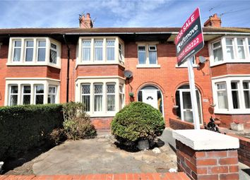 Thumbnail 3 bed terraced house for sale in Faringdon Avenue, Blackpool South, Blackpool, Lancashire