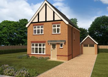 Thumbnail 3 bed detached house for sale in Selling From Pugh's Garden Centre, Morganstown, Cardiff
