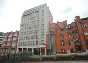 Thumbnail 1 bed flat to rent in Devonshire House. Great Charles Street Queensway, Birmingham