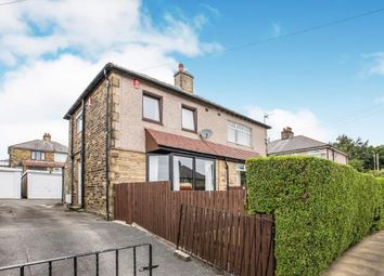 Thumbnail 3 bed semi-detached house for sale in Gleanings Avenue, Halifax, West Yorkshire