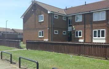 Thumbnail 1 bedroom flat to rent in Burwell Road, Netherfields, Middlesbrough