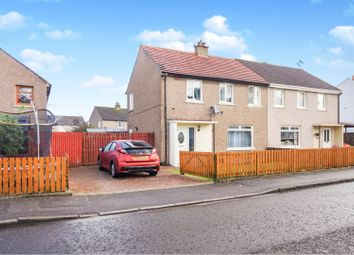Thumbnail 3 bedroom semi-detached house for sale in Fairlie Street, Camelon