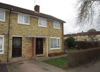 Thumbnail 3 bedroom end terrace house for sale in Howicks Green, Welwyn Garden City