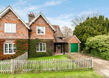 Thumbnail 3 bed semi-detached house to rent in The Lodge, Little Flanchford Farm, Flanchford Road, Reigate