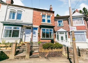 Thumbnail 2 bed terraced house for sale in Katherine Road, Smethwick, West Midlands, Birmingham