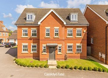 Thumbnail 6 bed detached house to rent in The Runway, Salisbury Village, Hertfordshire