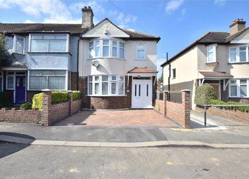 Thumbnail End terrace house for sale in Hillfield Avenue, Morden, Surrey