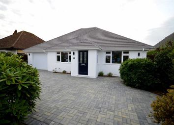 Thumbnail 3 bed detached bungalow for sale in Fairfield Road, Barton On Sea, New Milton