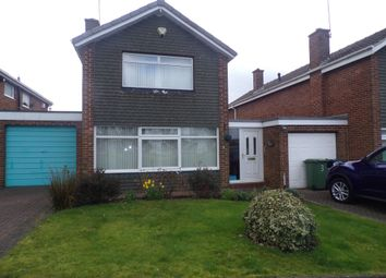 Thumbnail 3 bed detached house for sale in Long Acre, Houghton Le Spring