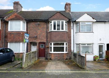 Thumbnail 3 bed terraced house to rent in Southern Road, Camberley, Surrey