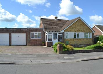 Thumbnail 4 bed detached bungalow for sale in Clayhill Crescent, Newbury
