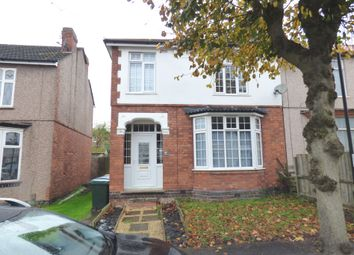 Thumbnail 3 bed semi-detached house to rent in Loudon Avenue, Coundon, Coventry