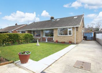 Thumbnail 2 bed semi-detached bungalow for sale in Lodge Close, Cayton, Scarborough
