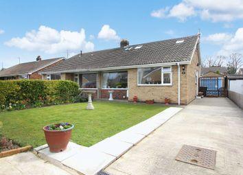Thumbnail 2 bed semi-detached bungalow for sale in Lodge Close, Cayton, Scarborough