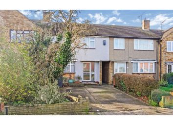 Thumbnail 3 bed terraced house for sale in Rose Glen, Chelmsford