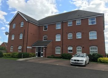 Thumbnail 2 bed flat for sale in Clement Attlee Way, King's Lynn