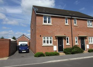 Thumbnail 3 bed semi-detached house for sale in Redwing Road, Melksham