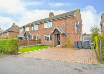 Thumbnail 3 bed semi-detached house for sale in Hastings Street, Castle Donington, Derby